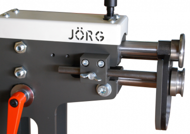 JÖRG 5302 Sickenmaschine detail 1