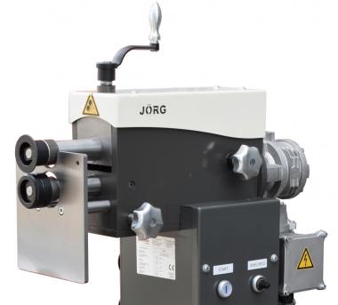 JÖRG 5330-V Swaging Machine detail 1
