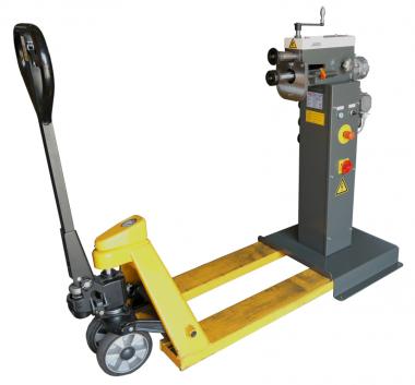 JÖRG 5330-V Swaging Machine detail 3