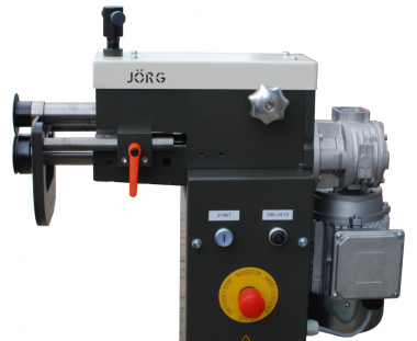 JÖRG 5343 Voormachine detail