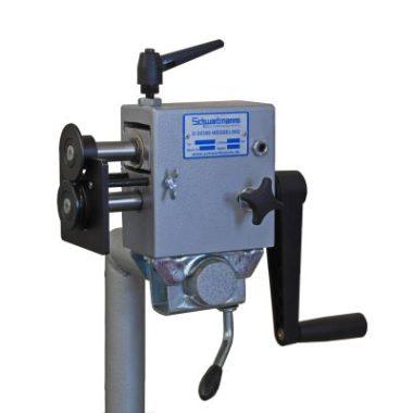 Schwartmanns handbediende voormachine SMW50.00 met klem