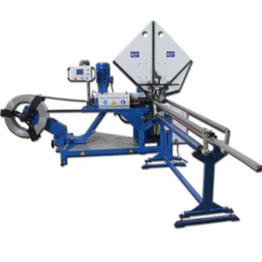 Spiro machines luchtkanaalmachines