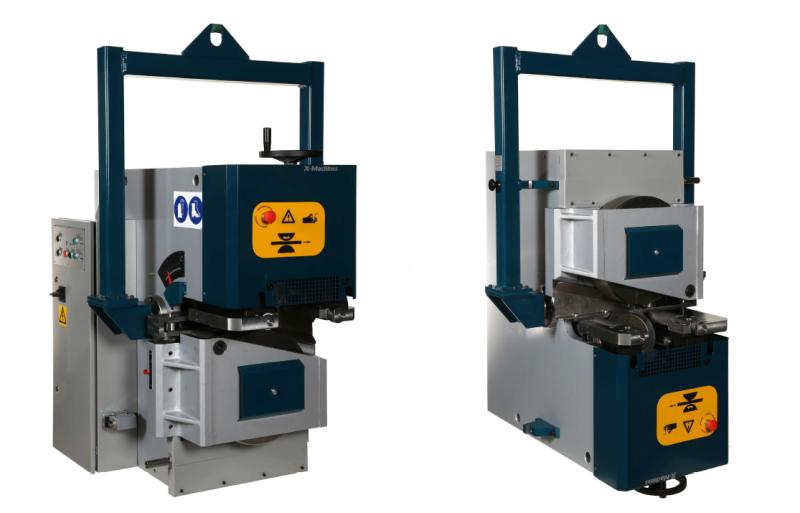 JÖRG X-Machines Pullmax X97 Laskantfreesmachine met juk