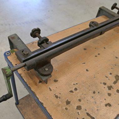 M1058 Kraalbalk met kraalstaaf 18