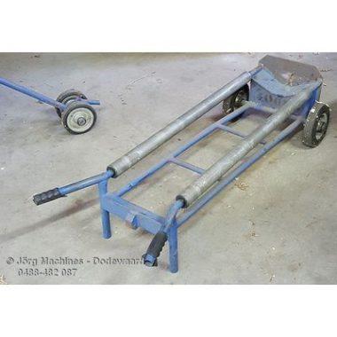 M953 Coildrager - steekwagen model
