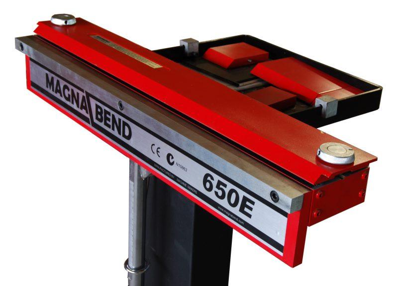 Magnabend magnetische zetbank: uniek, veelzijdig, eenvoudig te gebruiken