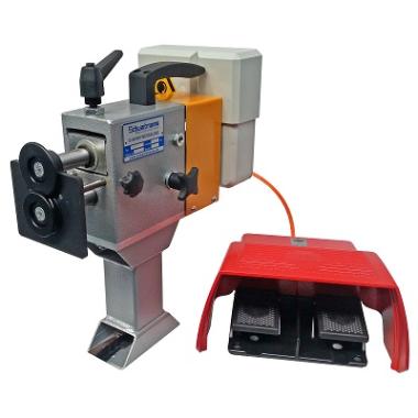 JÖRG Schwartmanns Elektrische voormachine SMW50.20 test