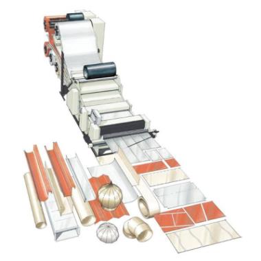 Forstner Coil Processing