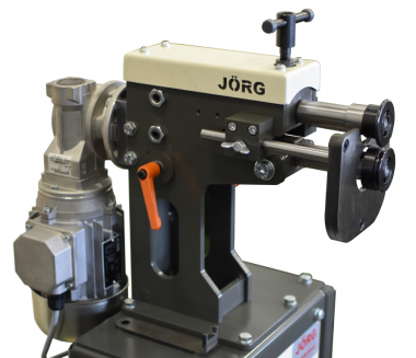 JÖRG 5312 Swaging machine detail 1