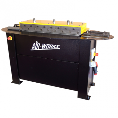 Air-Works 20 SSM Snap Lock Seam machine