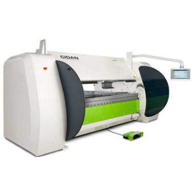 CIDAN MEGAPRO Zwenkbuigmachine, Zetbank met CNC besturing