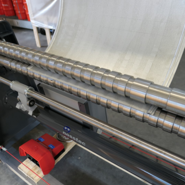 HVAC Bending Roll Machines
