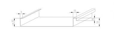 JÖRG Schlebach SPA PAC profileermachine profiel 32 mm detail 2