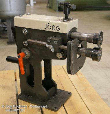 Jörg M1013 gebruikte voormachine Jörg 5302 P1020416-LR