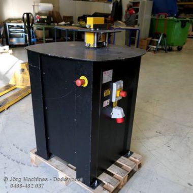 M896 Flensmachine Snaplock AirWorks BSM20