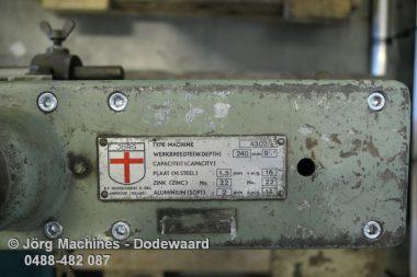 M919 voormachine Jörg 4302 - P1000847-LR