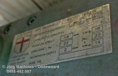 M937 Jorg 4302 Voormachine 1,5 #1-LR