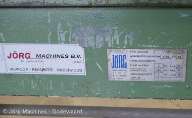 M1056 Zetbank Jörg 3611 gebruikt