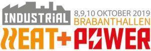 Jörg op Industrial Heat & Power 8-10 oktober 2019, Brabanthallen, Den Bosch