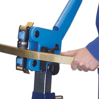 Eckold HF100 handvormer voor krimpen en strekken