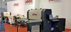 Jörg Machines op Isolatiebeurs IEX 2020 te Neurenberg