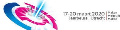 Jörg Machines op TechniShow 2020 in de Jaarbeurs te Utrecht