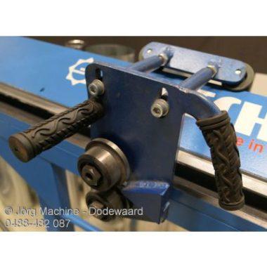 Rollenschaar cappaciteit 1mm voor bijv. Schechtl zetbank