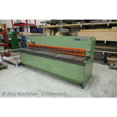 M1117 Guillotineschaar Wila HS 255-3 2500x3 mm P1030488-LR1 400x400