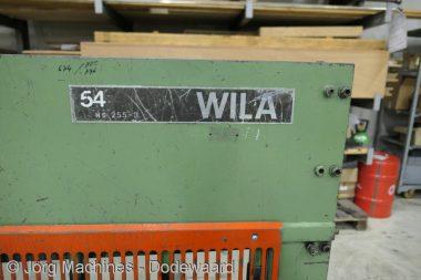 M1117 Guillotineschaar Wila HS 255-3 2500x3 mm P1030489-LR1