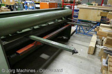 M1117 Guillotineschaar Wila HS 255-3 2500x3 mm P1030493-LR1
