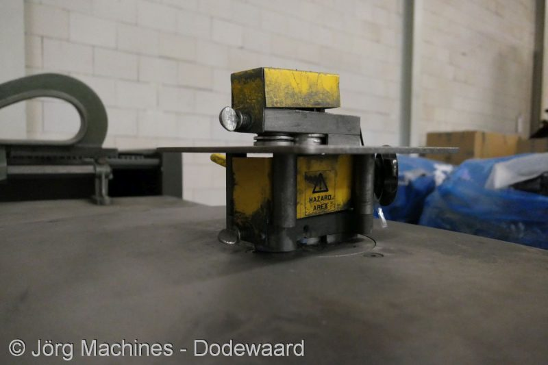 M896 - Flensmachine Snaplock Air-Works BSM20 - P1020833-LR1