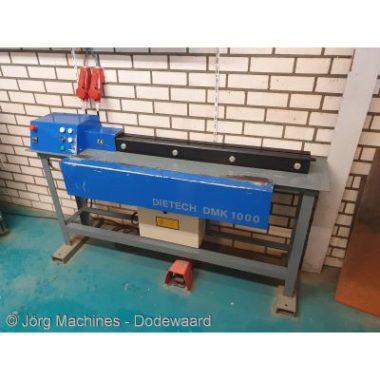 M1162 Elektrische Kraalmachine Dietech DMK 1000 (2)-LR1 400x400