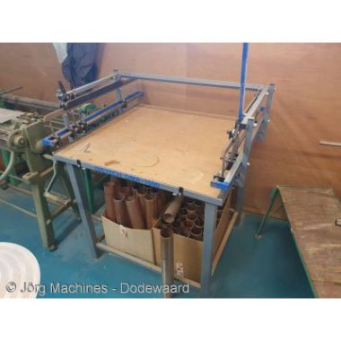 M1163 Aftekentafel 1000 x 1000 mm Dietech DMA1000 #1-LR1 400x400