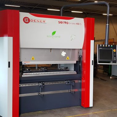 M1218 Kantpers Dener Servo 1530mm x 40T