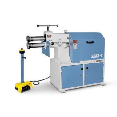 Motorische aangedreven Voormachine SAY-MAK type SBKS 4.0 400x400