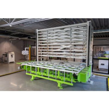 CIDAN Stackmaster flat sheet 400x400