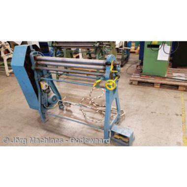 M1254 Platenwals elektrisch 1 meter - 20210125_101333-LR 400 x 400