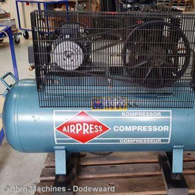 M1235 Compressor Airpress K200-600 met droger - 400x400