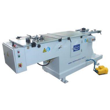 Sente Felsmachine voor het verbinden van bochtsegmenten 400 x 400