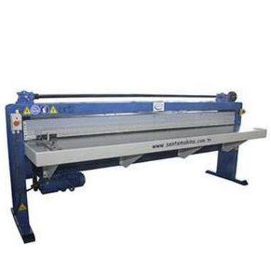 Sente profileer machine 2500 mm Z profiel 400 x 400