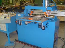 Lisse M50_15 automatische uitwerper voor gerolde buizen