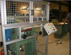 Lisse M50_15 veiligheidskooien van gaas