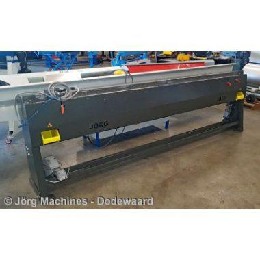 M1259 Kraalmachine Jörg 3 meter met carousel en invoerunit - 20210719_112127-LR 400x400